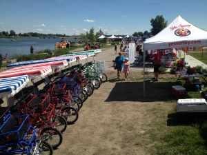 Yes Surrey Bike Rentals in Canada